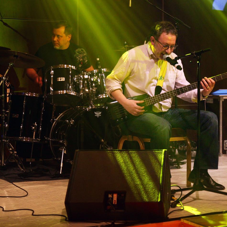 Евгений Маргулис на закрытом концерте в отеле Мартинес, MIPIM 2011