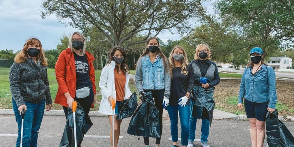 Water Warrior Alliance -The Friends of Salt Creek Bartlett Park Clean Up