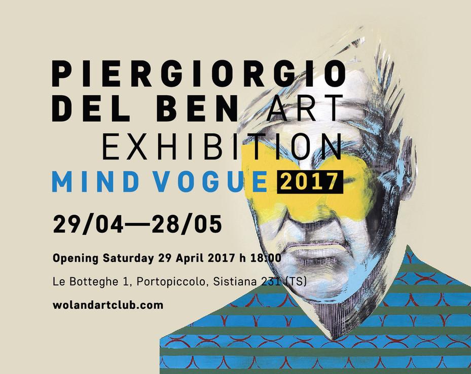 MIND VOGUE Solo Exhibition