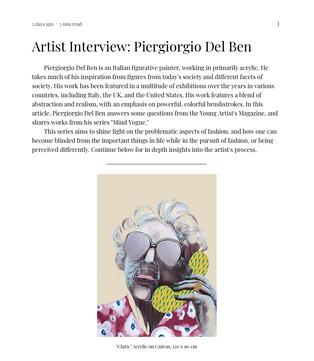 ARTIST INTERVIEW