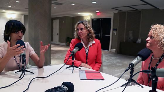 Media Club: August - Women Rule Podcast