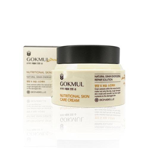 谷物营养护肤霜