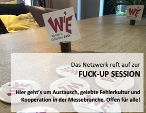 Aufruf FUCK UP Session