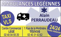 Ambulances Perraudeau