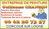 Guillaume Chanson Peintre