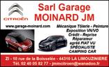 Garage  Moinard