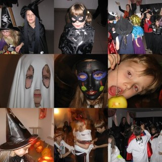 Bal Halloween 2008