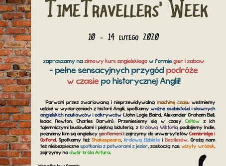 Ferie 2020 - TimeTravellers' Week
