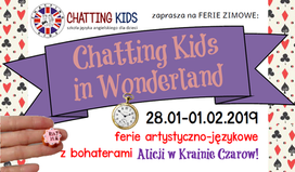 FERIE 2019 - Chatting Kids in Wonderland