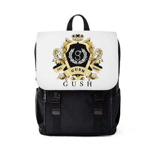 GUSH CREST - Unisex Casual Shoulder Backpack