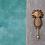 Thumbnail: Pineapple hanger - XL bronze