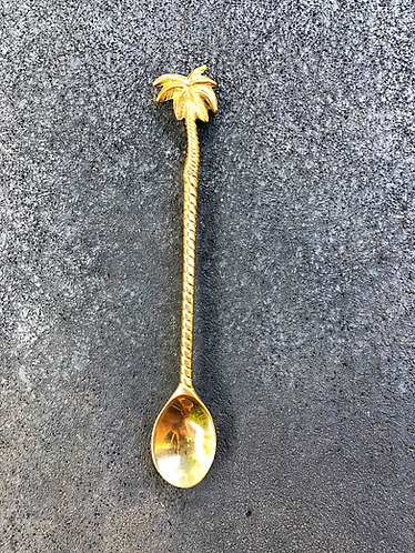 Palm tree teaspoon (20cms)