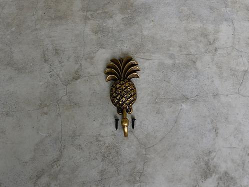 Pineapple hanger - medium bronze