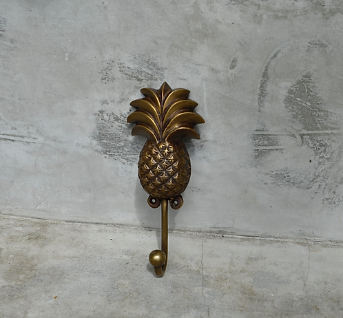 Pineapple hanger - XL bronze