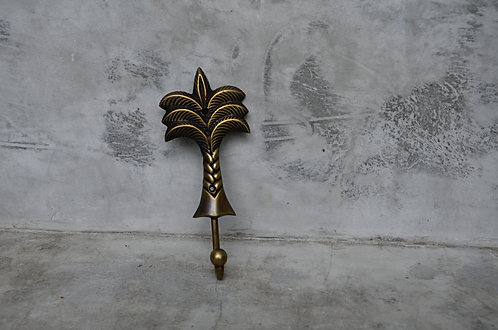 Palm Tree Hanger - XL Bronze