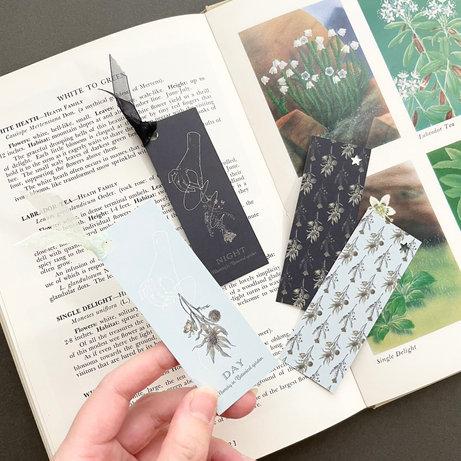 記憶の中の植物園 ペーパー&ブックマークセット