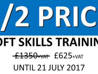 Don't Miss This Pre-Summer Soft Skills Training SALE!!!