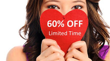 Sending New Customers Our Love!                    - 48 hour offer -