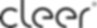 Cleer Logo BLACK with R symbol.png