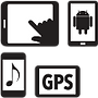 SCOSCHE MagicMOUNT 手機車架支援各種裝置