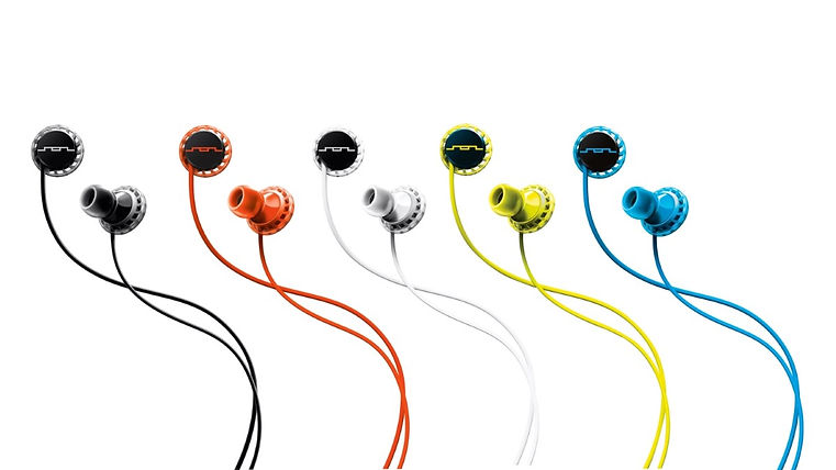 Sol Republic Relays 入耳式品牌耳機