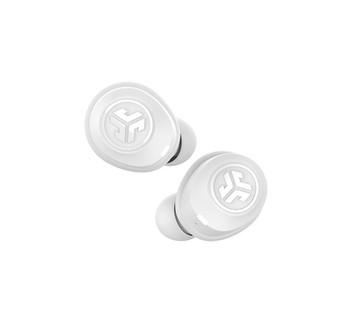 JLab JBuds Air white 白色真無線藍牙耳機