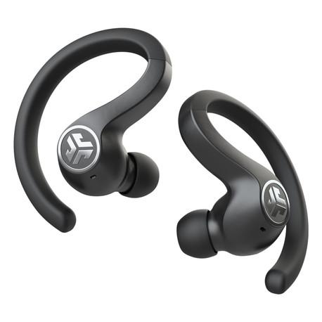 JLab JBuds Air Sport 真無線藍牙耳機藍牙5.0規格連線穩定快速,內建USB充電線出門攜帶方便,是款CP值超高的藍牙耳機