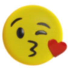 吸睛可愛造型 Jamoji  無線喇叭 KISS