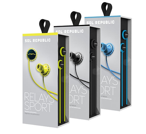 Sol Republic Relays 入耳式耳機推薦