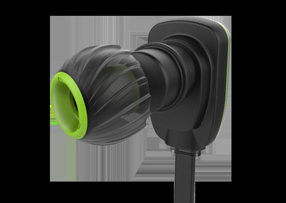 Jam Transit Mirco藍牙運動耳機螺紋耳塞設計,在台灣已深受mobile01、ptt網友大力推薦的防水耳機,可以說是運動無線藍牙耳機中的時尚精品。