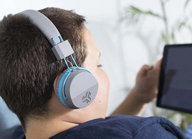 JBuddies Studio 藍牙無線兒童耳機
