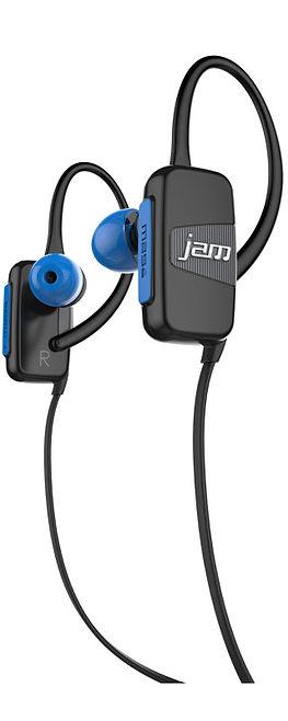 Jam Transit Mini  無線防水運動藍牙耳機多種配戴方式