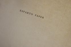 Esparto, Mixed Media, 2018.
