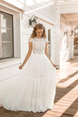 Shaked dress