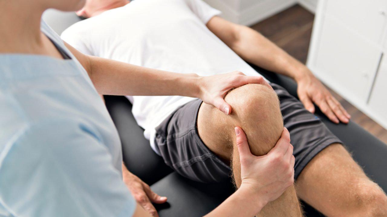 Consulta de fisioterapia e Osteopatia