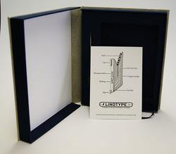 Linotype: The Film Deluxe Box