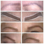 Color correction Brows faded excising ta