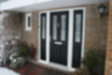 composite front door york selby
