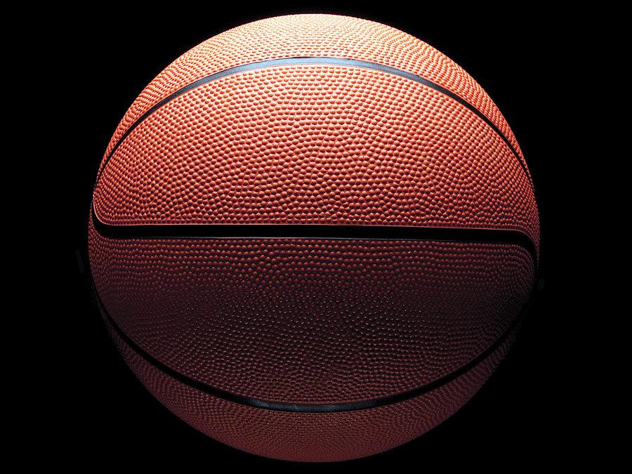 website basketball pic black background.