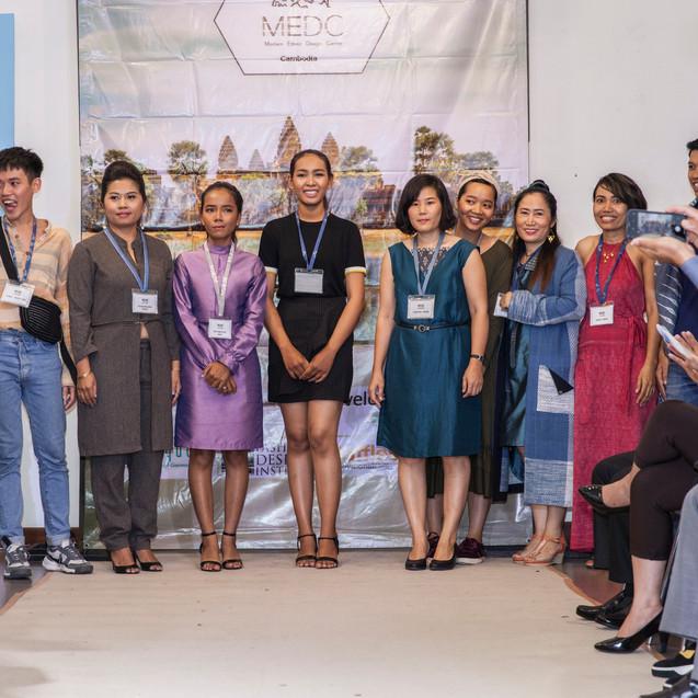 2018's Participants