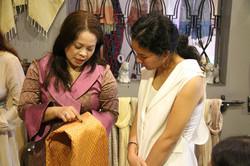 Fabric Sourcing at Khmer Artisanry