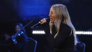 Blogging in the time of a pandemic- Ellie Goulding album promotion