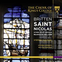 Britten - St. Nicolas