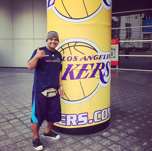 DS Welcome to Lakers!