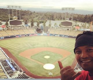 DS Shaka LA Dodgers