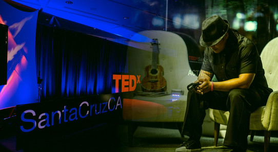 DS TEDx Santa Cruz