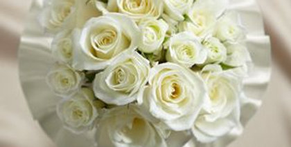 Sweet Roses Bridesmaid Bouquet