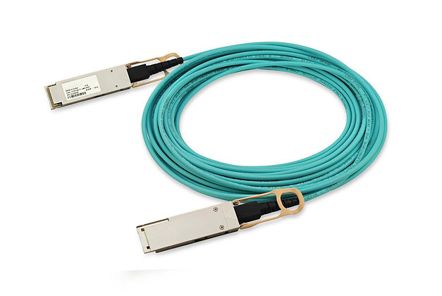 100G QSFP28 AOC Cable, 3M - Juniper