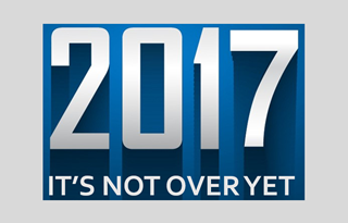 2017…It's Not Over Yet