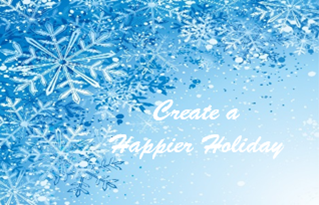 Create A Happier Holiday